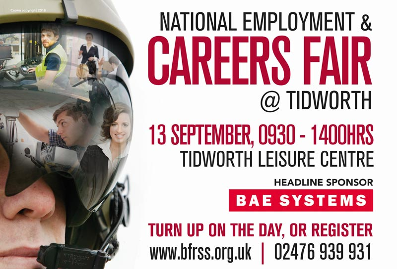 Free CV Advice at Tidworth