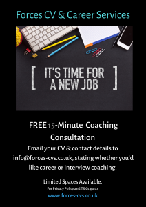 Book your FREE 15-Minute Career or Interview Coaching Consultation Now!