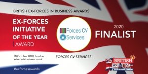 Finalists - Ex-Forces in Business Awards